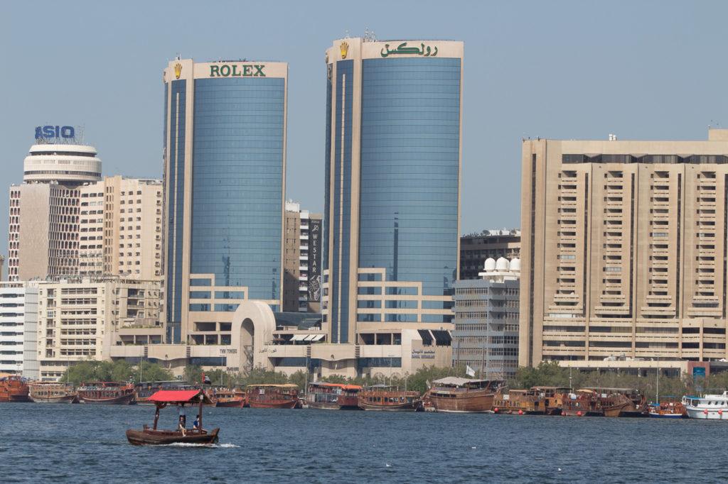 Dubai - Deira Twin Towers