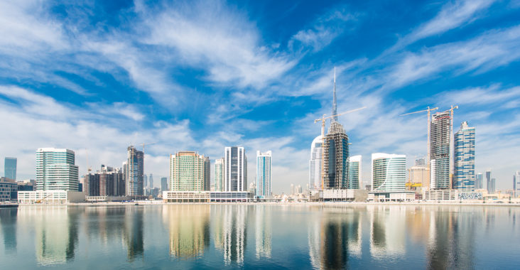 Vereinigte Arabische Emirate - Dubai Business Bay