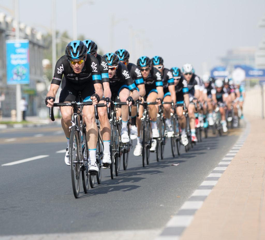 Vereinigte Arabische Emirate - Spannende Dubai Tour nicht nur für Rennrad-Liebhaber