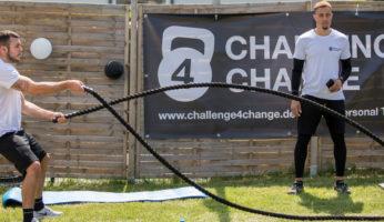 Personaltrainer - Challenge4Change
